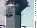 Plane hits WTC