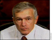 Gen. Wesley Clark, CNN military analyst