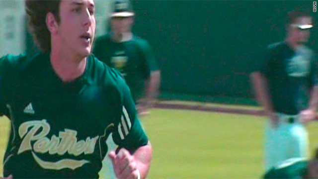 U.S. college baseball star charged with rape in Bahamas