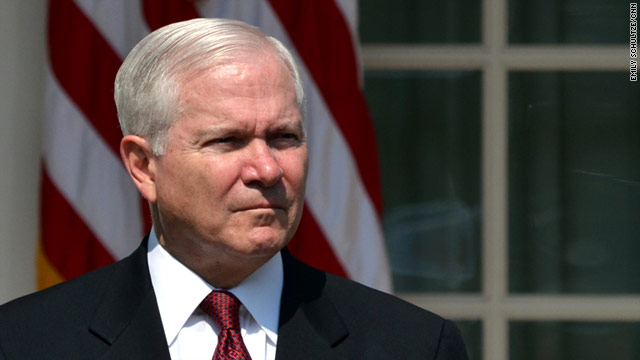 Former Defense Secretary Robert Gates hurt in fall