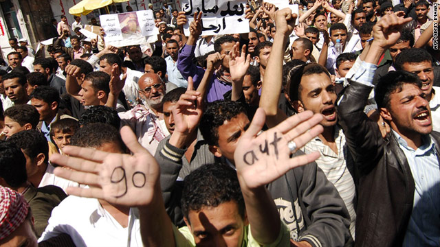 On the Radar: Protests in Yemen, Iran, Bahrain and painful cuts in Obama budget