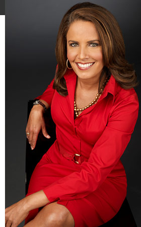 Suzanne Malveaux is pretty cute. Seriously, thats all I know about her. That, and that she works for the Communist News Network.