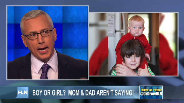 Overheard on CNN.com: Boy or girl? Parents won't say