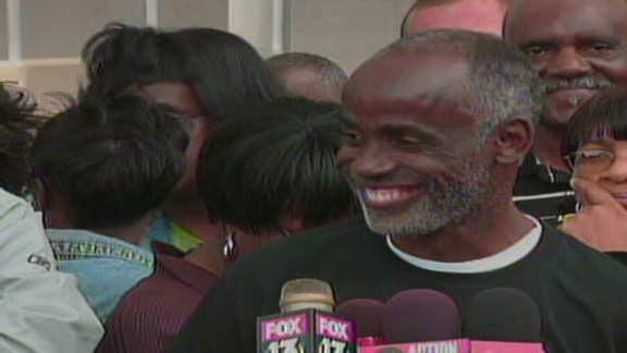Man exonerated after 35 years in prison