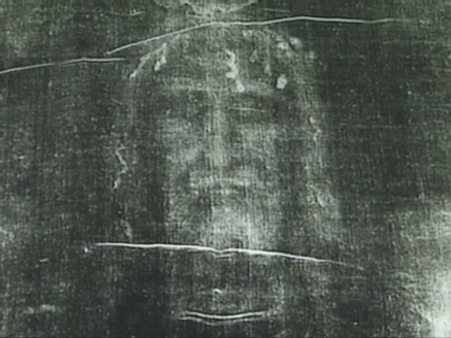 Shroud of Turin on display for first time since 2002