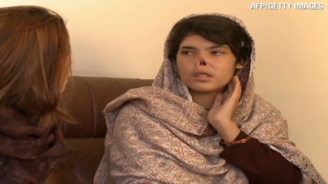 Not Aisha afghan teen agree