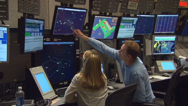 Air Traffic Controller most popular majors in the us
