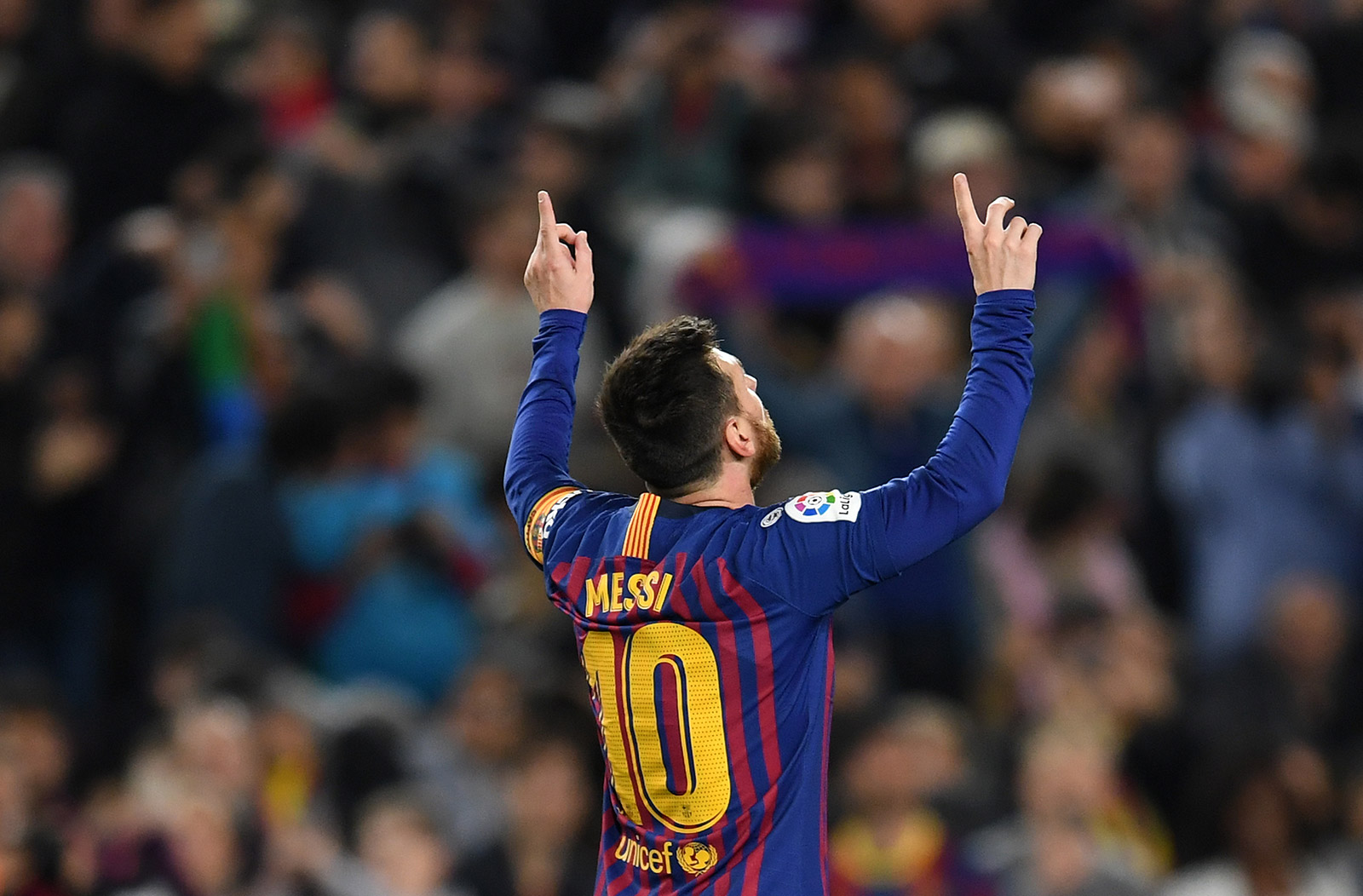 Lionel Messi 20 Defining Moments From His Career So Far